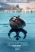 Dolby Rogue One poster