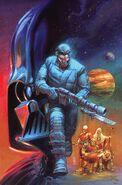 Star Wars Target Vader 1 Textless