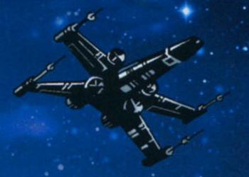 T-65XJ X-wing starfighter