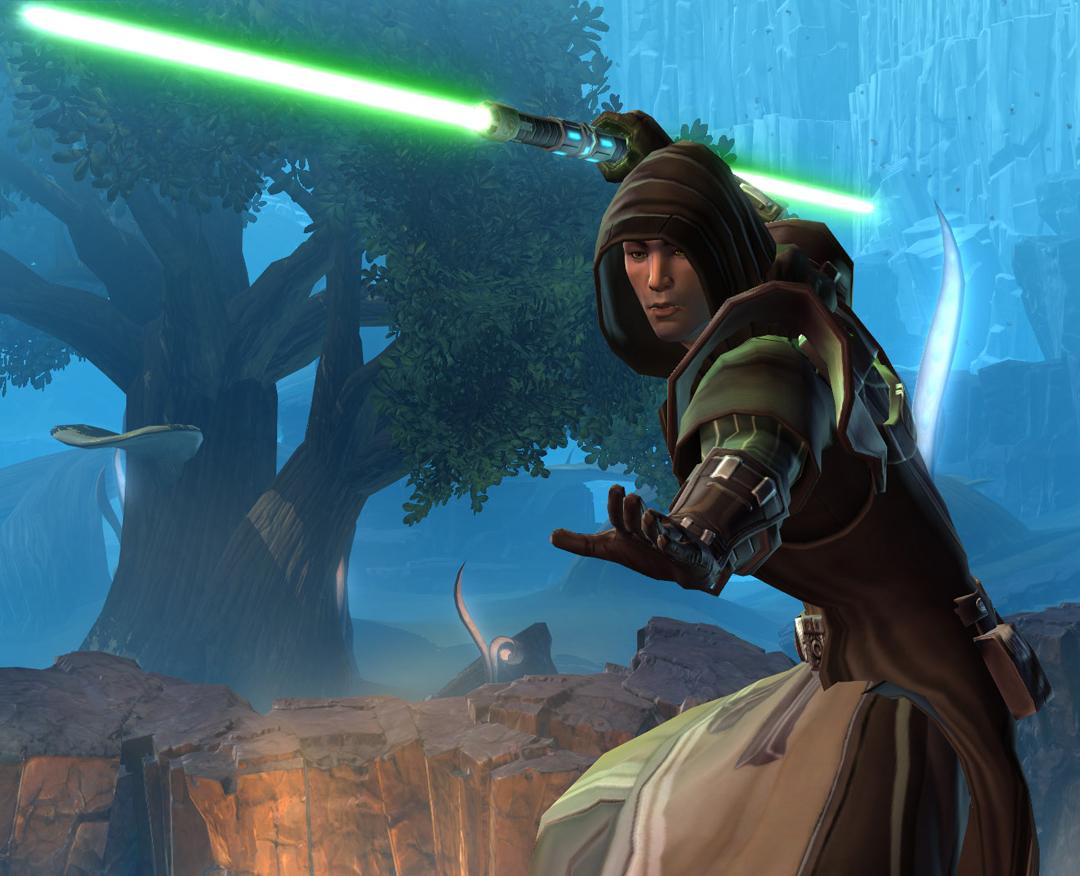 Jedi Shadow