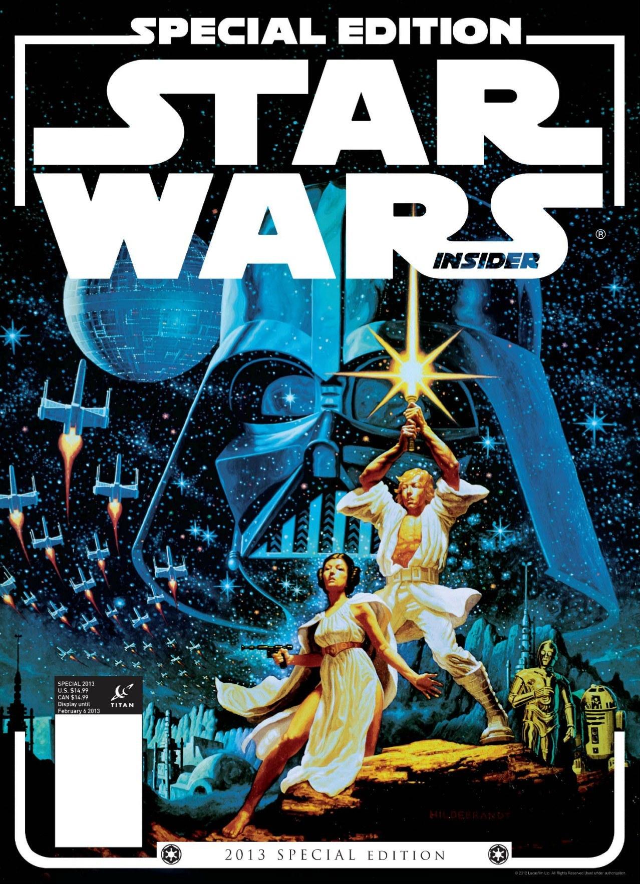 Star Wars Insider Special Edition 2013