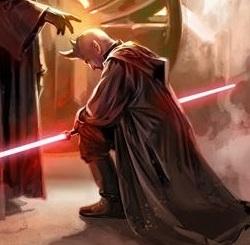 Unidentified Devaronian Sith apprentice