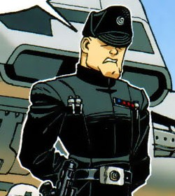 Unidentified Imperial officer (Gibbela)