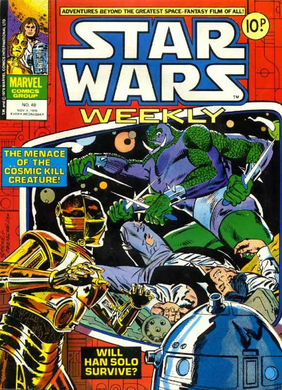 Star Wars Weekly 40
