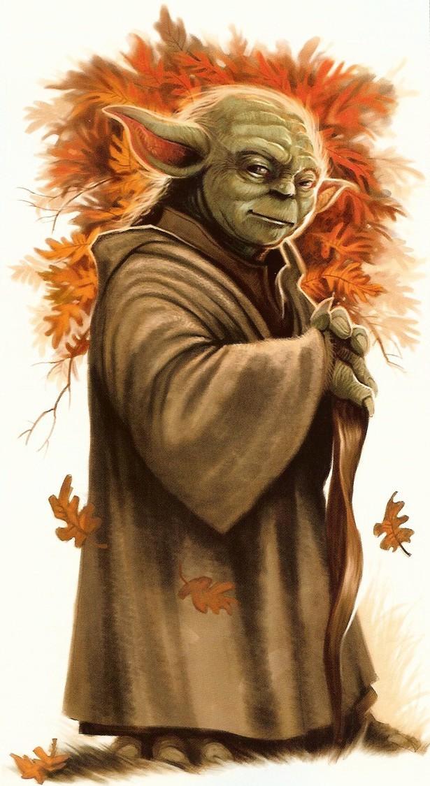 Yoda's species/Legends