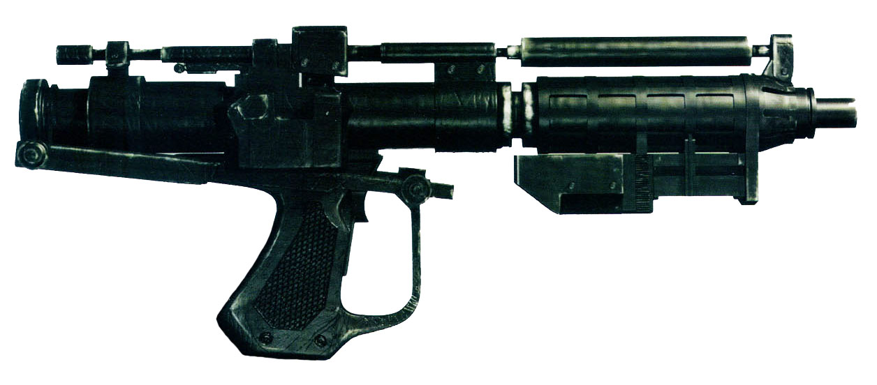 E-5 blaster rifle/Legends