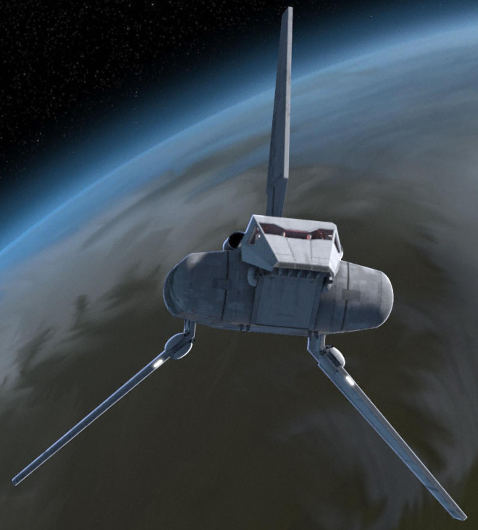 センチネル級着陸船