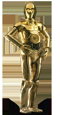 3POシリーズ・プロトコル・ドロイド