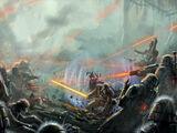 Battle of Bothawui (Second; Great Galactic War)