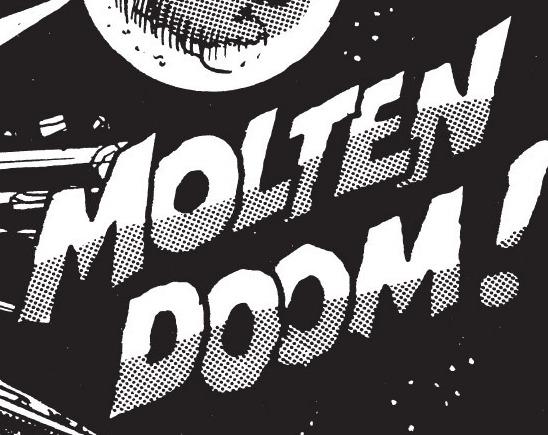 Molten Doom!