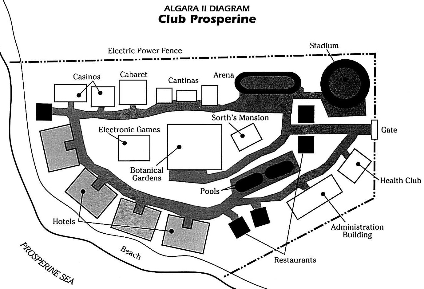 Club Prosperine