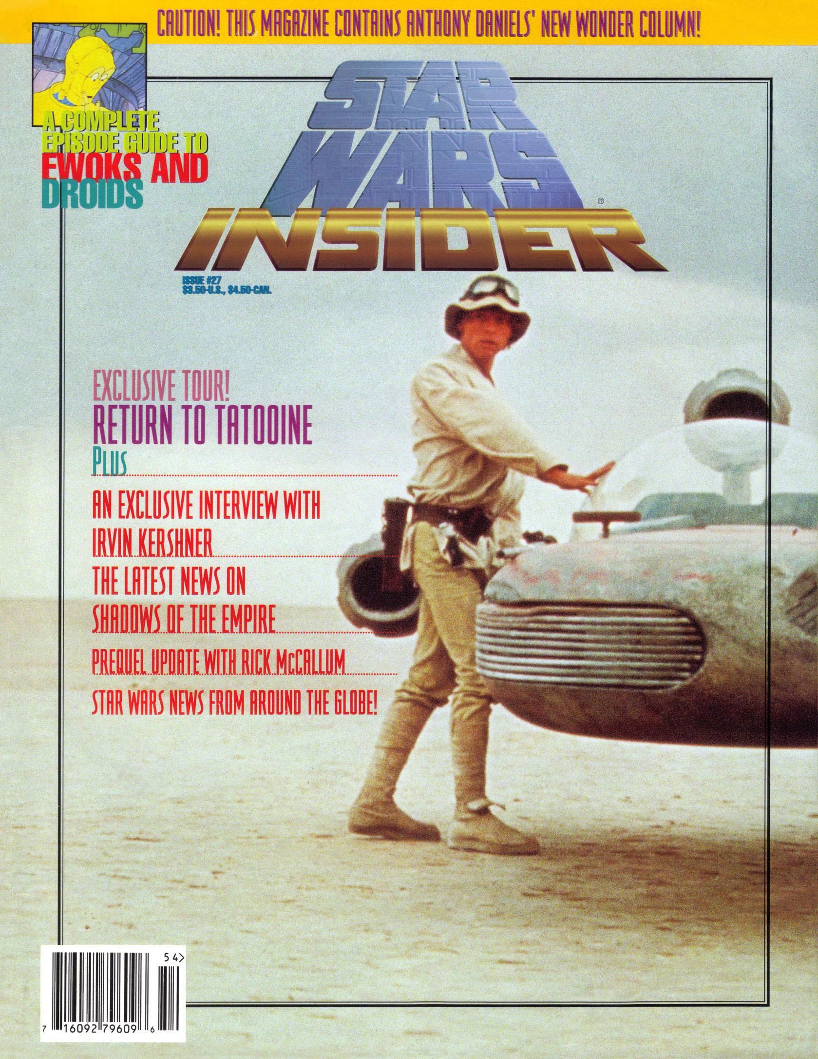 Star Wars Insider 27