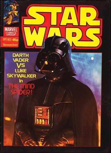 Star Wars Monthly 163
