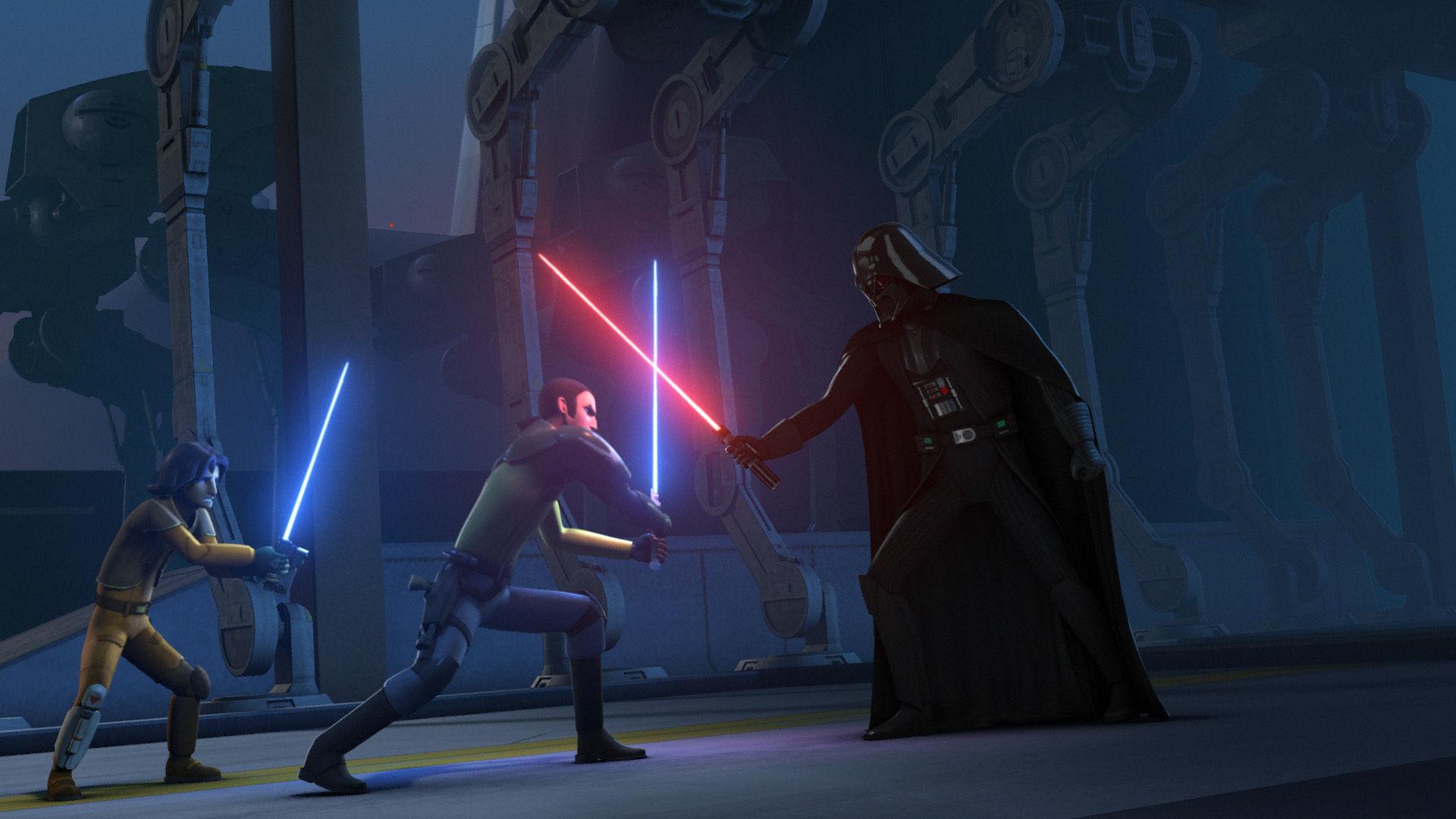 Star Wars Rebels: L'Assedio di Lothal