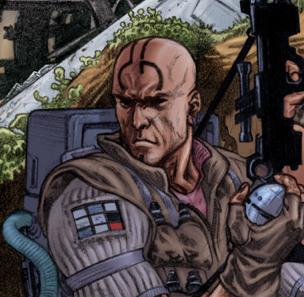 Unidentified Rebel soldier (Keskin)