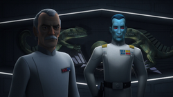 ADMIRAL WULLF YULAREN Star Wars Minifigure Stand The Last Jedi The Clone Wars