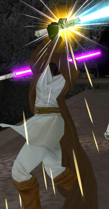 Meetra Surik's second lightsaber