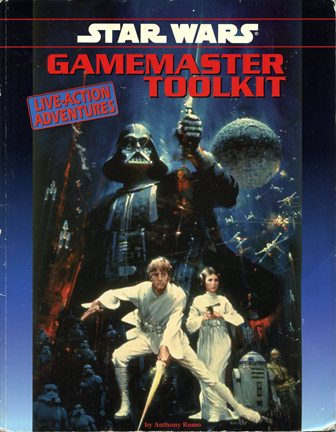 Gamemaster Toolkit: Live-Action Adventures