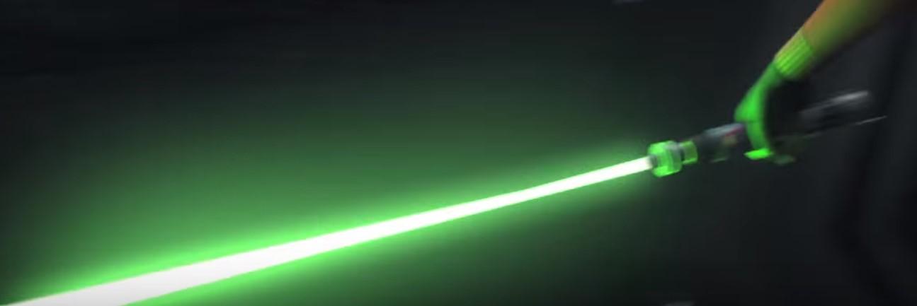 エズラ・ブリッジャーの2本目のライトセーバー