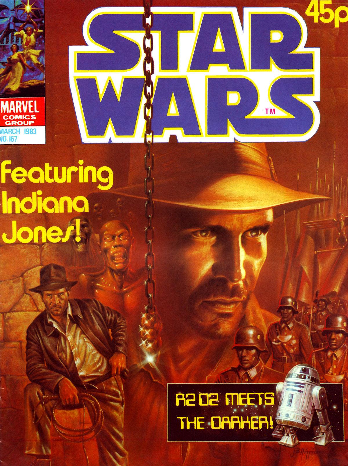 Star Wars Monthly 167