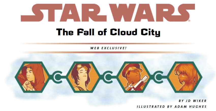 The Fall of Cloud City