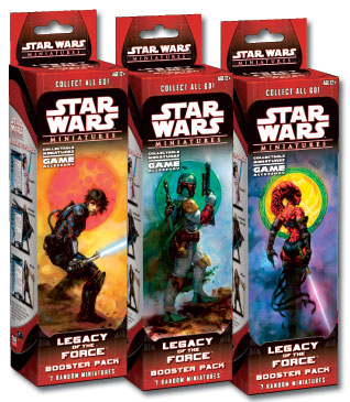Star Wars Miniatures: Legacy of the Force