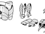Coynite battle armor