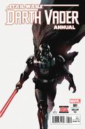 Darth Vader Annual 1 cover