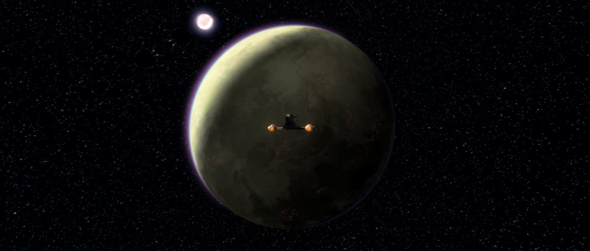 カダーヴォ星系