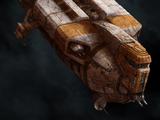 YV-929 light freighter/Legends