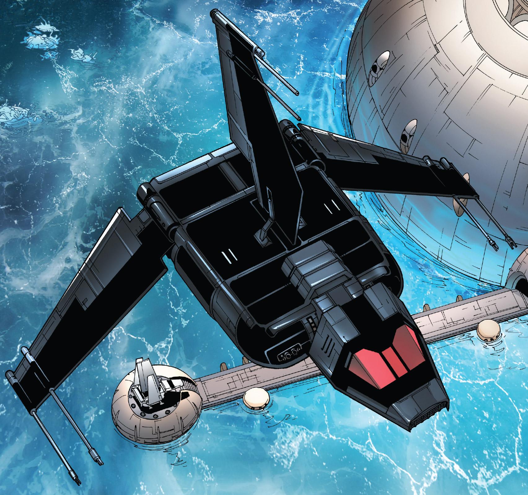 Zeta-class shuttle