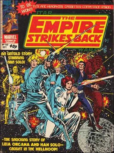 The Empire Strikes Back Monthly 150