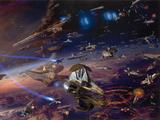 Battle of Coruscant/Legends