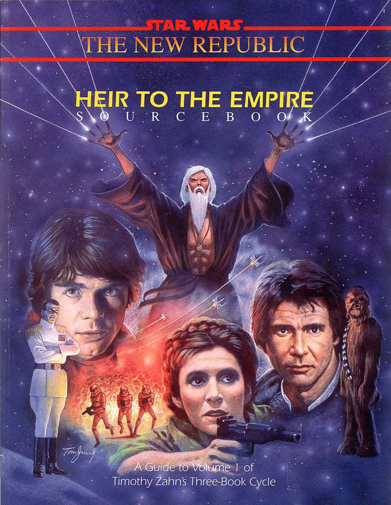 Heir to the Empire Sourcebook