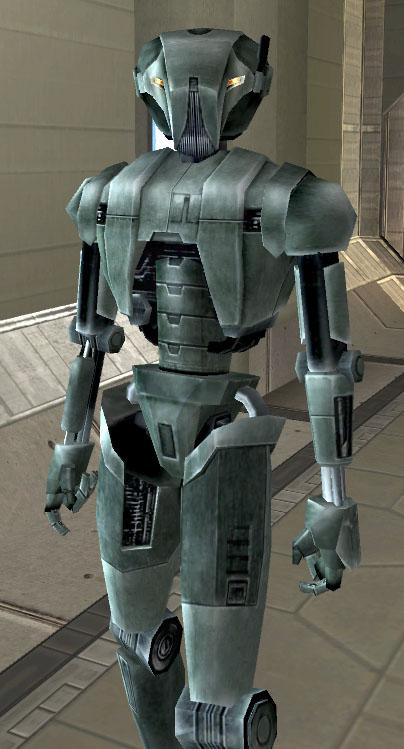 HK-50 series assassin droid