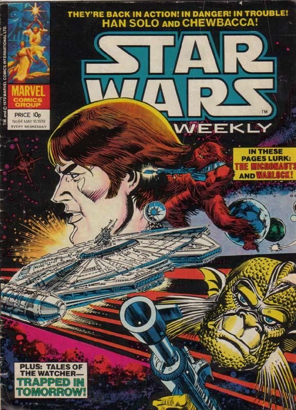 Star Wars Weekly 64