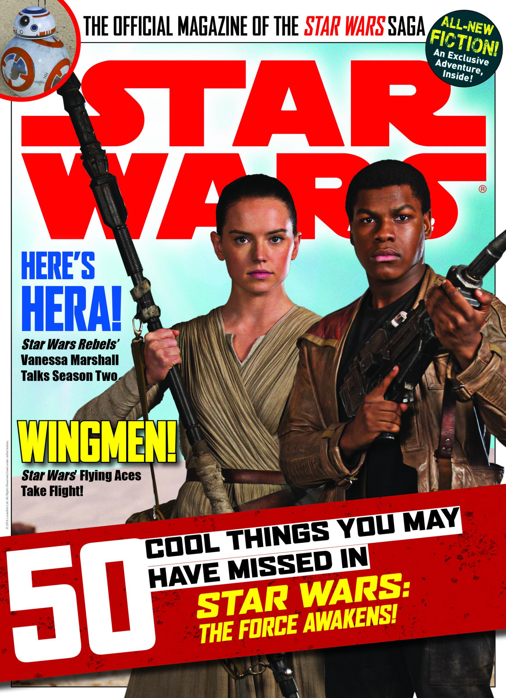 Star Wars Insider 165