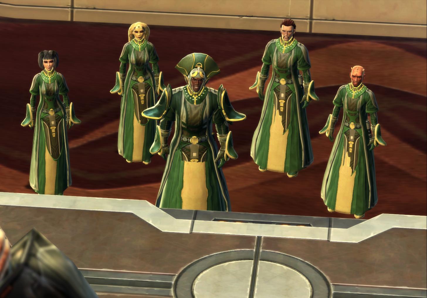 Corellian Jedi