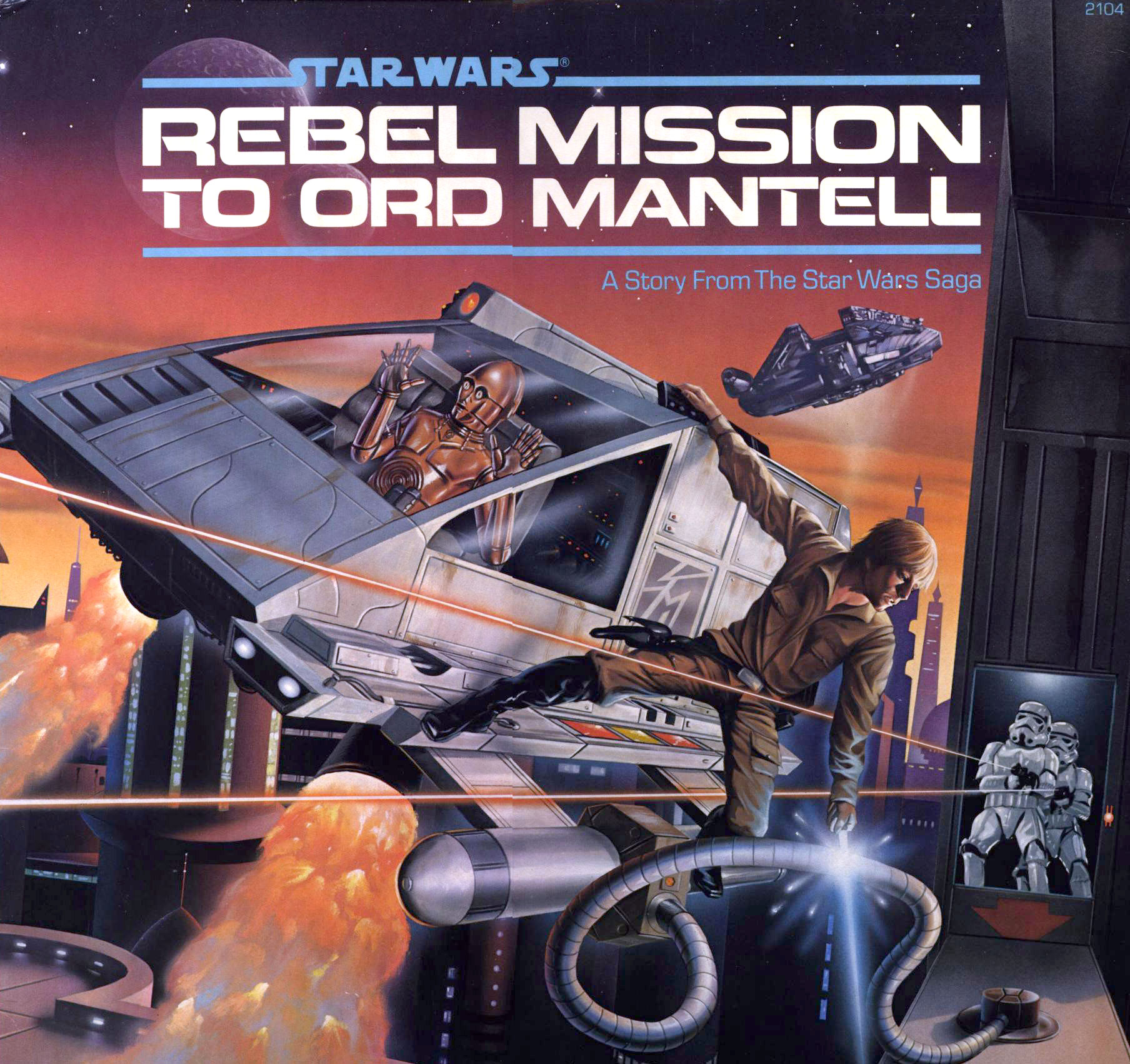 Rebel Mission to Ord Mantell