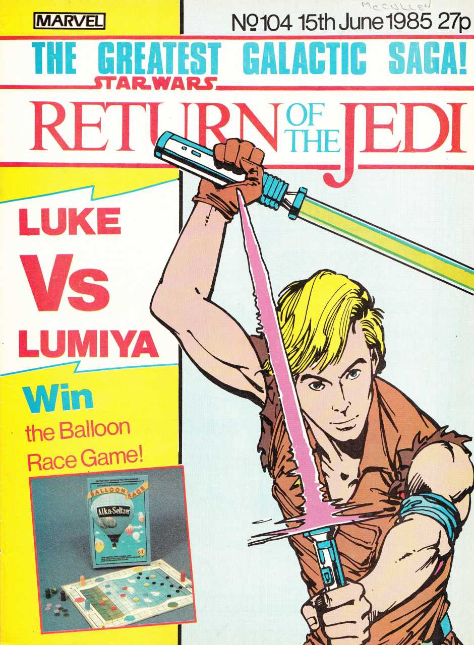 Return of the Jedi Weekly 104