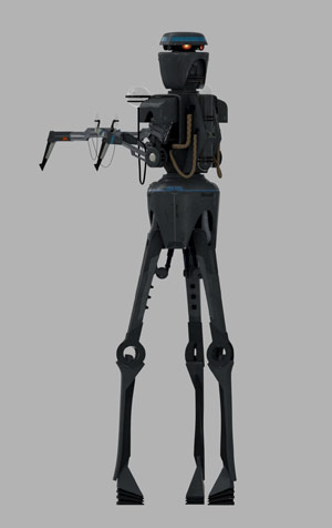 DD-13 Cybernetic Surgical Droid