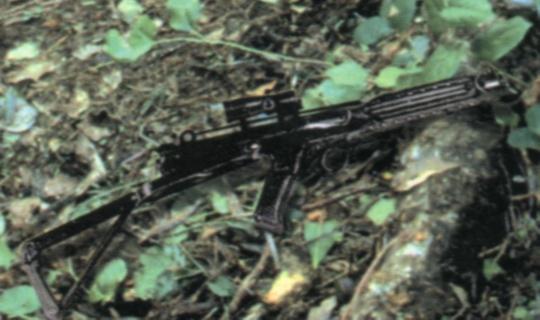E-11b Blaster Rifle