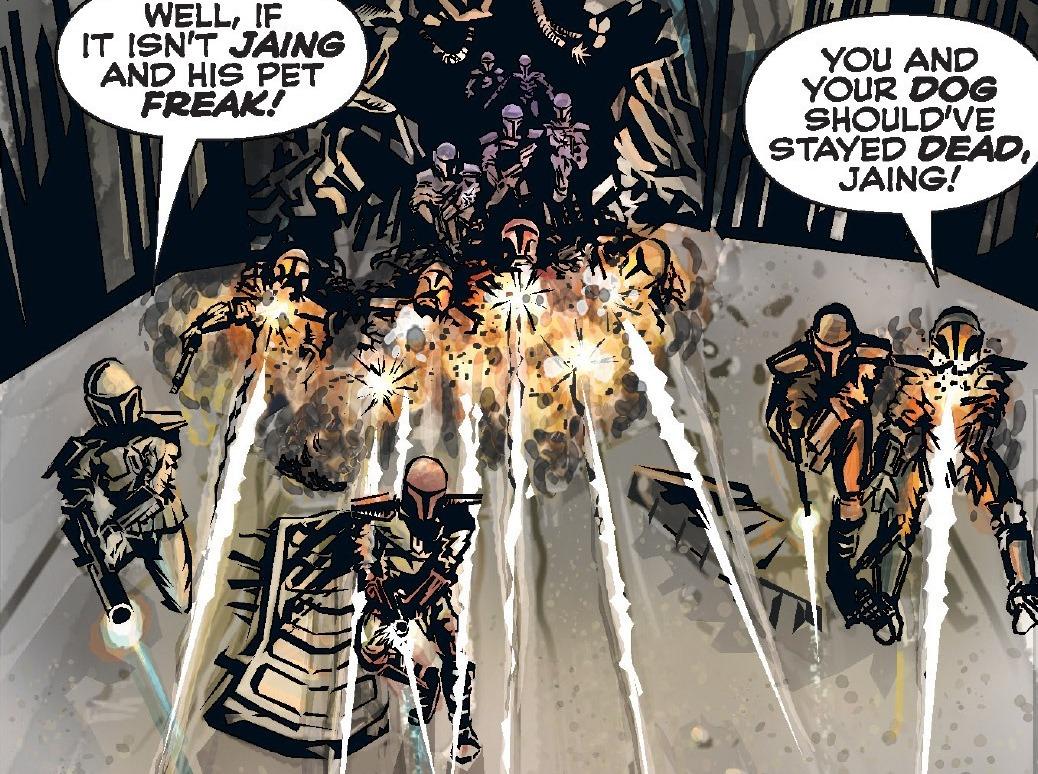 Unidentified Mandalorian clan (Prototype)