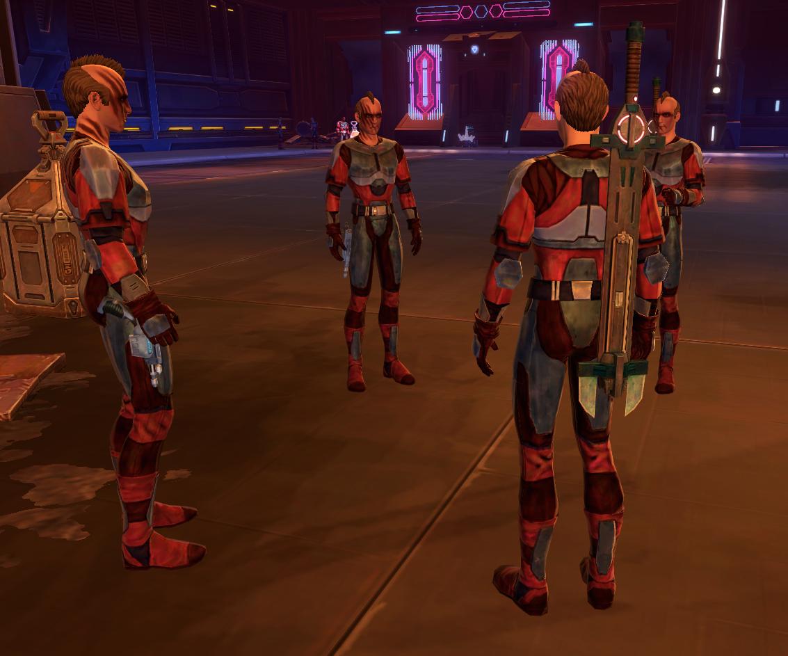 Crimson Brotherhood