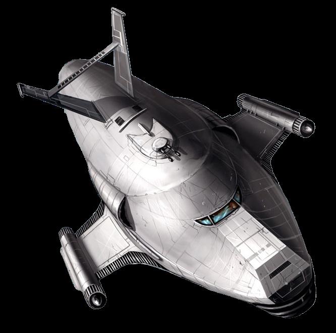 Curich-class shuttle
