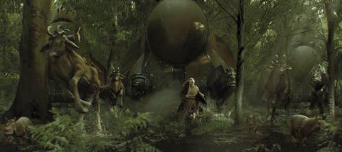 Lianorm Swamp