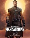 Mandalorian Char Poster 3 promo