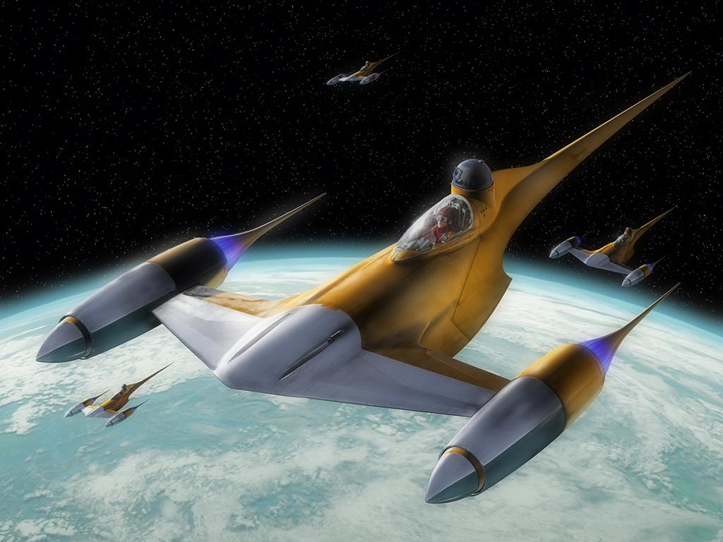 N-1 starfighter/Legends