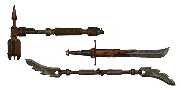 Vibroweapon
