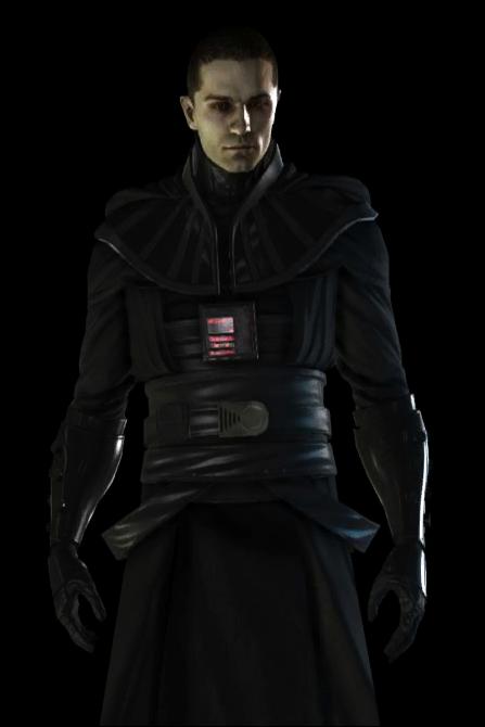 Dark Apprentice